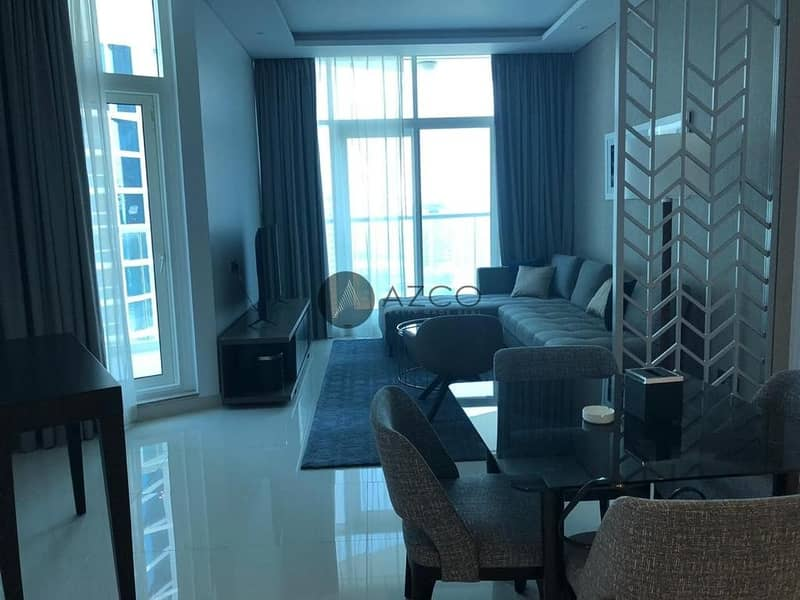 2 Stunningly Luxurious | Brand New 1BR | Fully Furnished