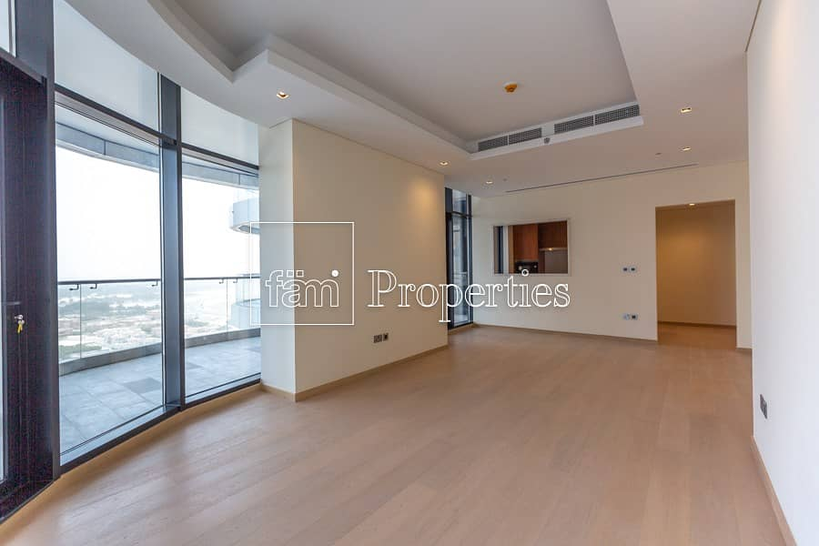 2 Brand new 1 BR with high Qualty Finishing