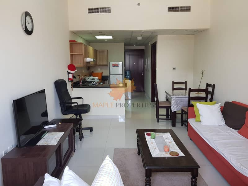 2 1BR Fully Furnished With Full Canal View For Rent