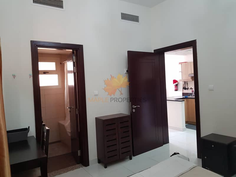 10 1BR Fully Furnished With Full Canal View For Rent