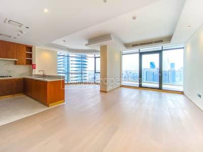 شقة في مرتفعات ار بي وسط مدينة دبي 2 غرف 124800 درهم - 4810117