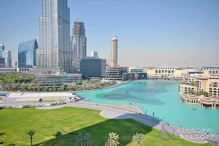 2 Bedroom   Burj Khalifa and Fountain View