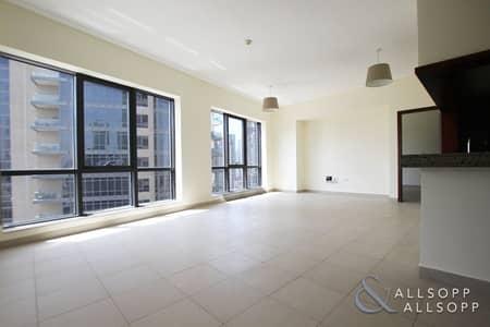 شقة 1 غرفة نوم للايجار في وسط مدينة دبي، دبي - One Bedroom | Chiller Free | Large Layout