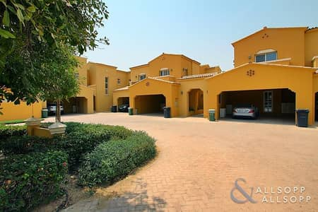 2 Bedroom Villa for Rent in Arabian Ranches, Dubai - 2 Beds | Well Maintained | Close To Pool