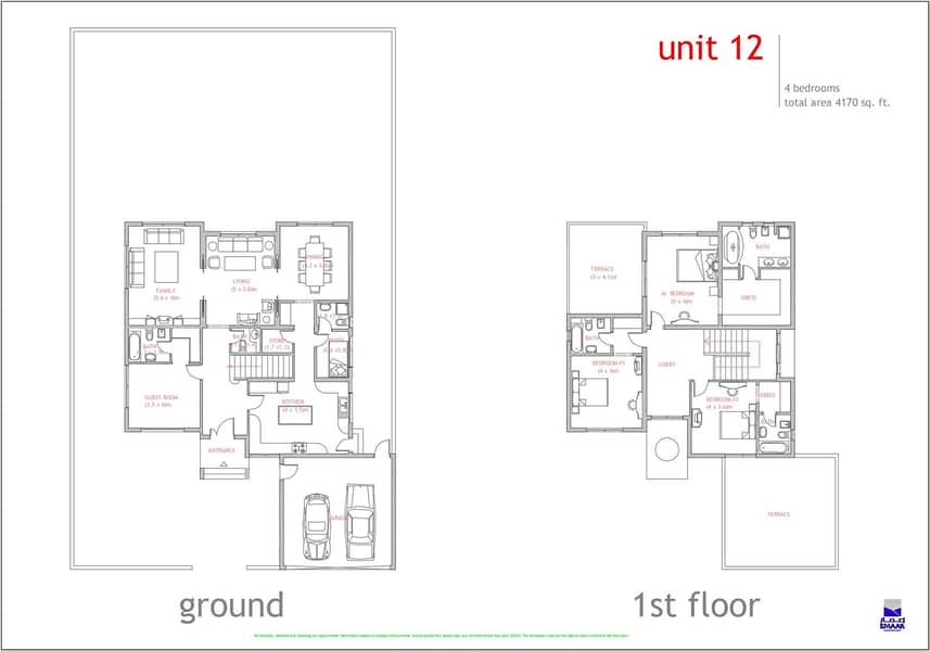 10 4 Bedrooms | Great Condition | Type 12