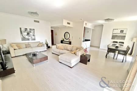 1 Bedroom Apartment for Sale in Jumeirah Beach Residence (JBR), Dubai - Sea and Marina Views | Vacant On Transfer