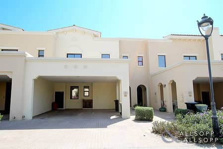 فیلا 3 غرف نوم للايجار في ريم، دبي - 3 Bedroom | Low Maintenance | Vacant Now
