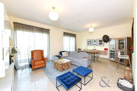 Big Balcony | Fully Furnished | 2 Bedrooms