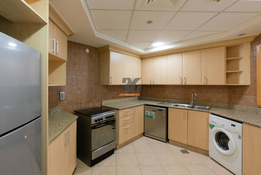 2 Exquisite 3 bed with maid |  big size terrace