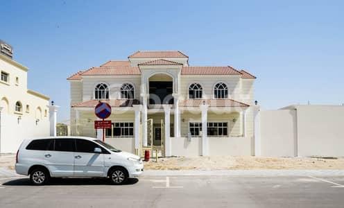 9 Bedroom Villa for Rent in Mohammed Bin Zayed City, Abu Dhabi - Front Side 1