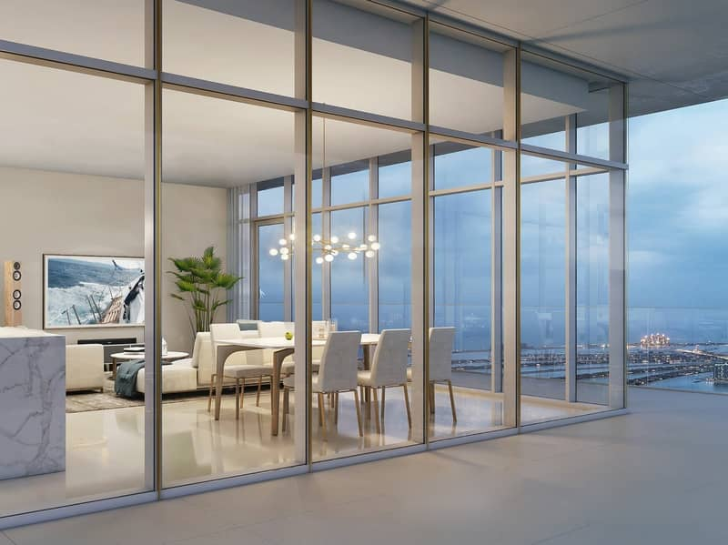 2 Pay till 2025  Yacht club tower Close to Metro EMAAR