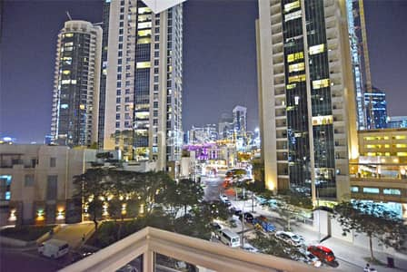1 Bedroom Apartment for Rent in Downtown Dubai, Dubai - Maintained | Boulevard view | Immaculate