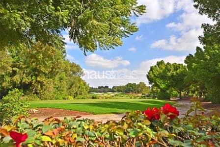 5 Bedroom Villa for Sale in Jumeirah Golf Estate, Dubai - 5 BR Murcia overlooking Earth Course