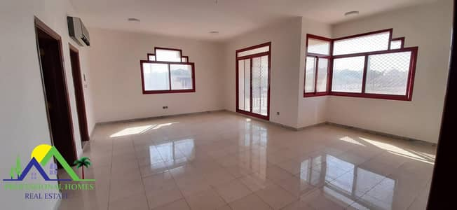 3 Bedroom Flat for Rent in Al Mutawaa, Al Ain - Specious private entrance 3Bedrooms in Mutawaa