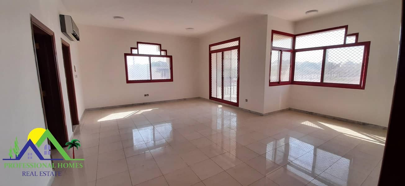 Specious private entrance 3Bedrooms in Mutawaa