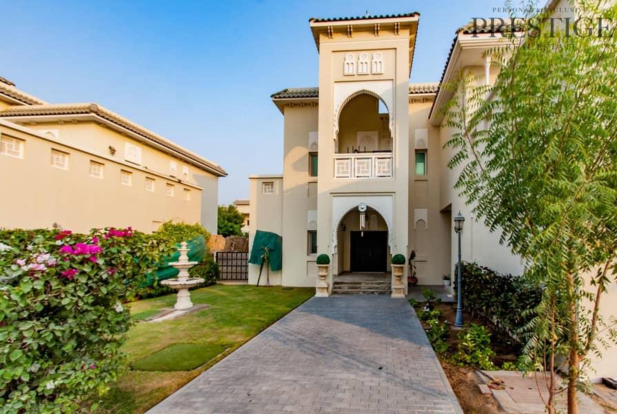 2 Exclusive | 5 Bedroom |  Al Furjan | Family Villa