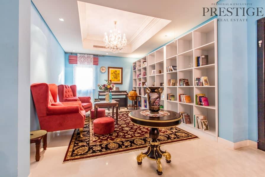 15 Exclusive | 5 Bedroom |  Al Furjan | Family Villa