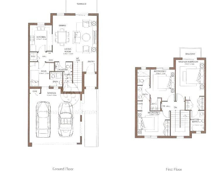 9 3 Bedroom | Low Maintenance | Vacant Now