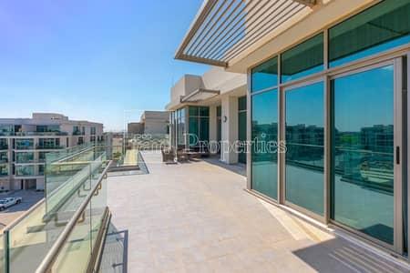 فلیٹ 3 غرف نوم للايجار في مدينة ميدان، دبي - Furnished apartment With lavish views