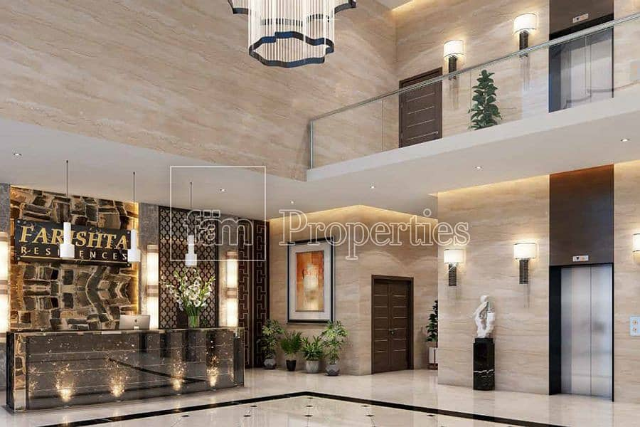 Luxurious apt with serviced amenities