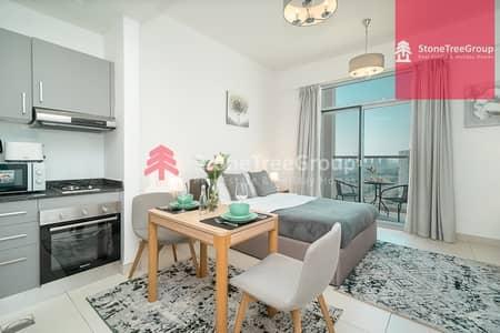 Studio for Rent in Al Furjan, Dubai - New Unit! Amazing Studio in Al Furjan | All Bills Inclusive!