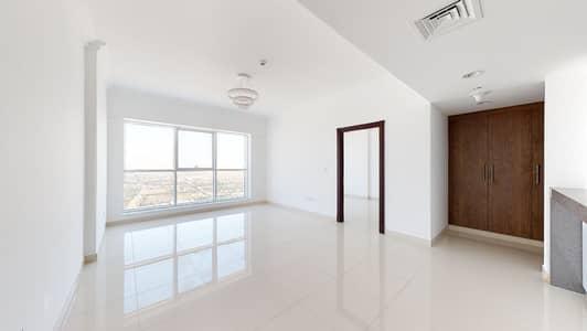 شقة 1 غرفة نوم للايجار في مجمع دبي ريزيدنس، دبي - Close to the bus stop | Brand new | Chiller free