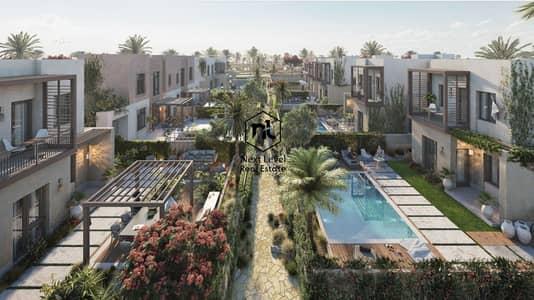 فیلا 2 غرفة نوم للبيع في غنتوت، أبوظبي - Luxurious Beachfront Community | Many Villa Options | Free hold | Ghantoot