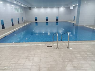 Studio for Rent in Al Taawun, Sharjah - Parking free | Two month free | Gym,Pool Free | Spacious Studio with open view only 19k