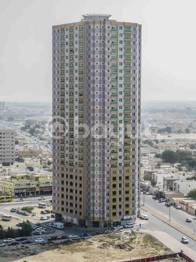 فلیٹ 2 غرفة نوم للايجار في النعيمية، عجمان - شقة في برج الأنوار النعيمية 3 النعيمية 2 غرف 34000 درهم - 4659027
