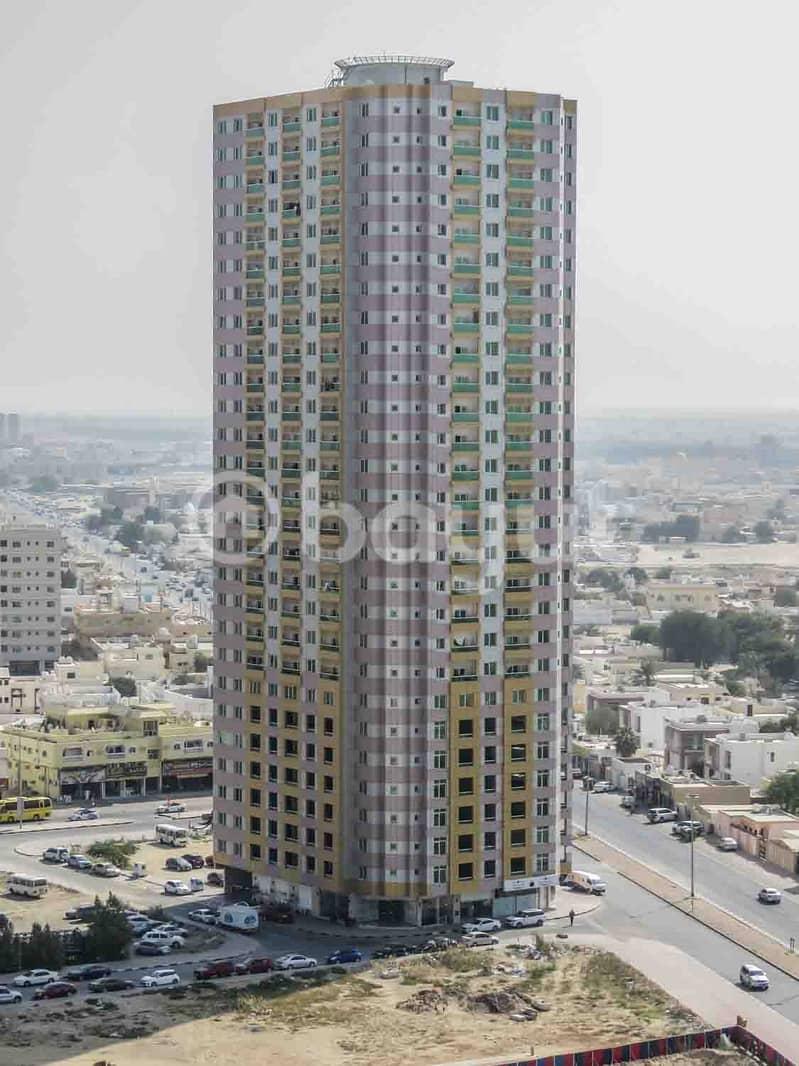 شقة في برج الأنوار النعيمية 3 النعيمية 2 غرف 34000 درهم - 4659027
