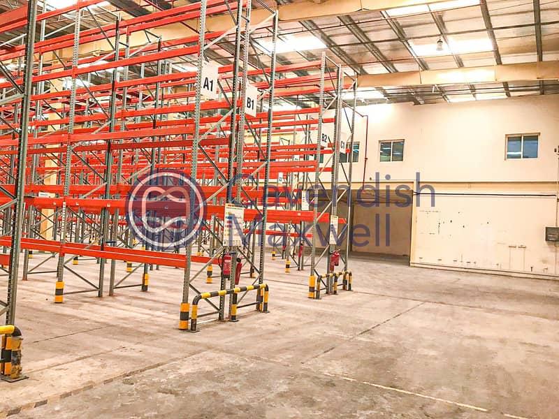 Storage Use | Schaefer Racking | Loading Ramp