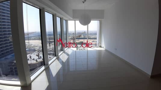 Studio for Rent in Business Bay, Dubai - Specious studio | Unfurnished | Chiller Free