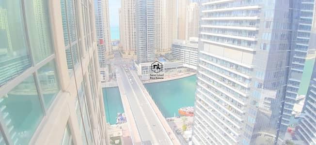 2 Bedroom Flat for Rent in Dubai Marina, Dubai - UPGRADED TWO BED ROOM WITH MAID IN AL MAJARA 1-DUBAI MARINA