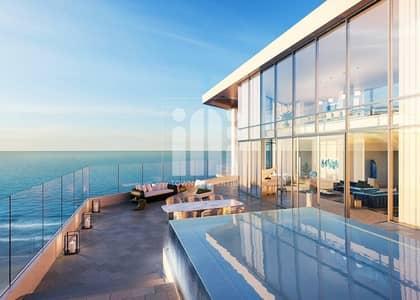 5 Bedroom Penthouse for Sale in Saadiyat Island, Abu Dhabi - Premium location I Beach access I Open sea view