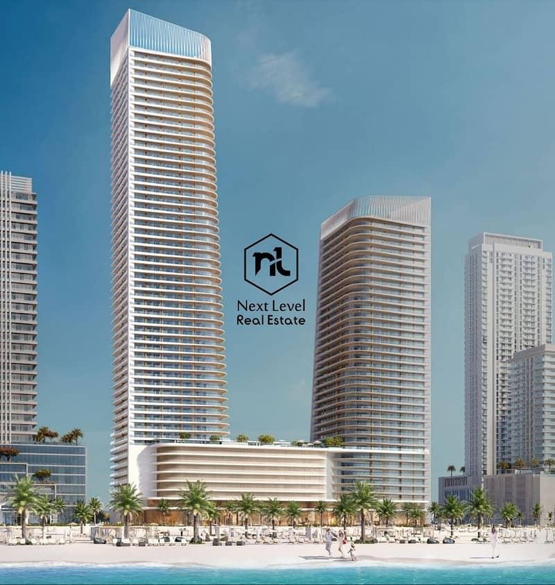 2 Luxurious Beach Living in Marina