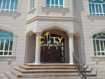 8 Bedroom Villa for Rent in Mohammed Bin Zayed City, Abu Dhabi - Private 8 Master Bedroom Villa with 2 Majlis
