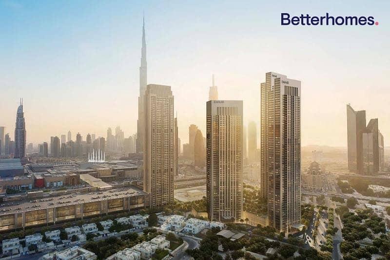 16 Full Burj Khalifa View|Hand over Dec 20|Emaar |luxury