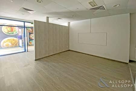محل تجاري  للايجار في أبراج بحيرات الجميرا، دبي - Close To Metro | Retail Space | Fitted Unit