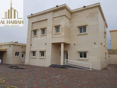 5 Bedroom Villa for Sale in Al Yash, Sharjah - For sale two-storey villa for personal finishing in Sharjah Al Yash