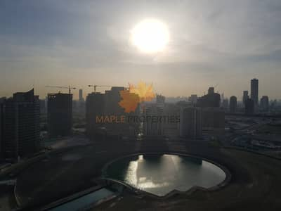 Studio for Sale in Dubai Sports City, Dubai - Hot Deal Full Canal View  Furnished Studio For Sale