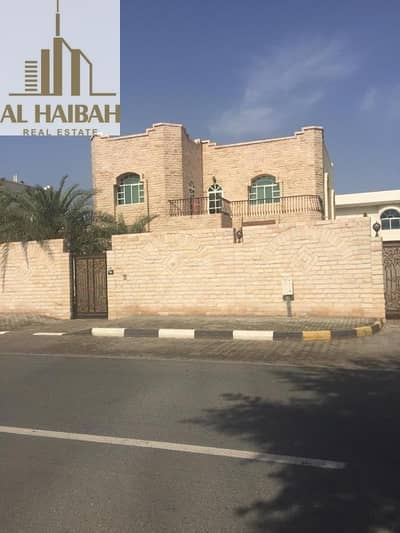 5 Bedroom Villa for Sale in Al Azra, Sharjah - For sale villa two floors in the virgin location very special