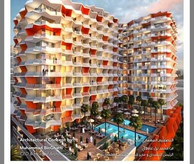 Studio for Rent in Dubai Silicon Oasis, Dubai - Brand New 13 Months Studio Hall In Binghatti Star's