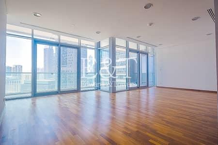شقة 2 غرفة نوم للبيع في مركز دبي المالي العالمي، دبي - DIFC view | Mid Floor |Two parking Spaces