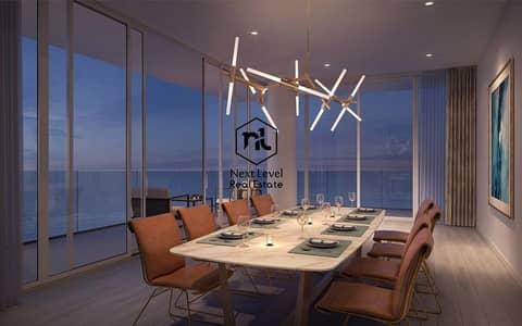 2 Bedroom Apartment for Sale in Saadiyat Island, Abu Dhabi - Beach Front Apartment | 1 - 4 Bedrooms Options
