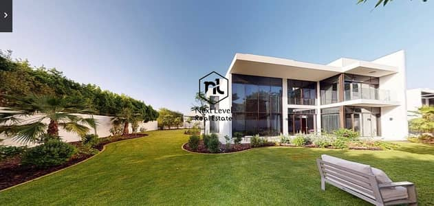 5 Bedroom Villa for Sale in Saadiyat Island, Abu Dhabi - Near Beach | Modern Style & Brand New Villa