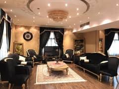 فیلا في وسترن رزدنس الشمالية فالكون سيتي أوف وندرز دبي لاند 5 غرف 3500000 درهم - 4583911