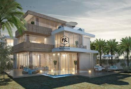 فیلا 4 غرف نوم للبيع في جزيرة السعديات، أبوظبي - Luxury Villa with Private beach HURRY UP!!!
