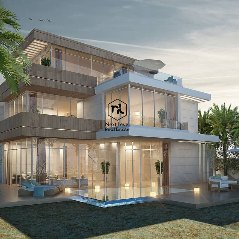 13 Luxury Villa with Private beach HURRY UP!!!