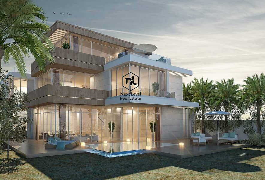 2 The Beach Villas are among the most unique projects