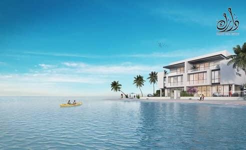 4 Bedroom Villa for Sale in Sharjah Waterfront City, Sharjah - 4 Bed Villa Beach Views | Villa Sea View | 5 Years Easy Payment Plan